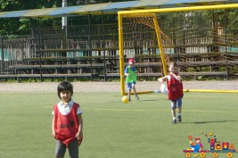 Футбольная секция в Детском клубе Тёма