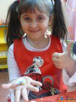 Мыловарение в частном детском саду Тёма