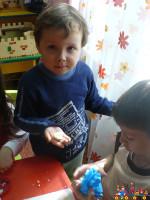 Мыловарение в Детском Клубе Тёма