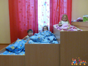 """В Детском клубе """"Тёма"""", в помещениях"""