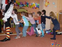 """День рождения в Детском Клубе """"Тёма"""""""