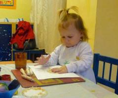 """Развивающие занятия для детей с 9 месяцев до 3 лет """"Ранний Старт"""" в Детском клубе """"Тёма"""""""