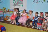 "Фото с праздника ""Малыши с рождения за правила движения!"""