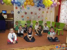 """Детский клуб """"Тёма"""", утренник 8 марта, старшая группа"""