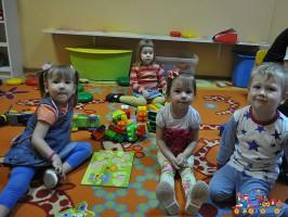 """Детский клуб """"Тема"""", группа полного дневного пребывания"""