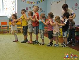 """День рождения в Детском Клубе полного дневного пребывания """"Тёма"""""""