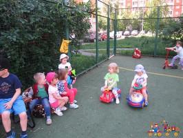 """Прогулки в Детском клубе """"Тёма"""" на Студеном"""