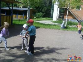 """Активная прогулка в Детском клубе """"Тёма"""" на Сиреневом"""