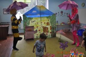 """Театр """"В гостях у сказки"""" в частном детском саду"""