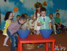 """Праздник осени в частном детском саду """"Тёма"""" в Медведково (СВАО, г. Москва)"""