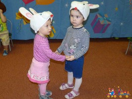 """Праздник осени в яслях в частном детском саду """"Тёма"""" в Медведково"""