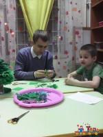 """Фото """"Новогодний мастер-класс с родителями"""" (Студеный)"""