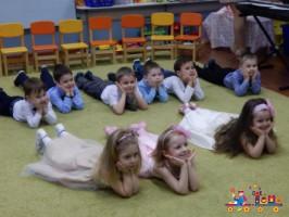 8 марта в частном детском саду